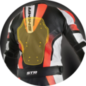 ArmorPlus  BACK PROTECTOR - STR