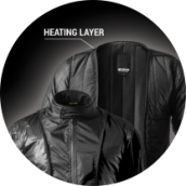 REMOVABLE HEATING LAYER - COMBAT