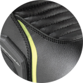 CERTIFIED LEATHER - RSX-6 FLUO