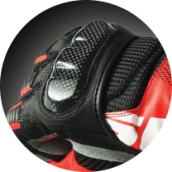 CARBON REINFORCED KNUCKLE PROTECTOR