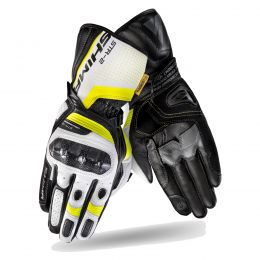 Black/White/Yellow Fluo